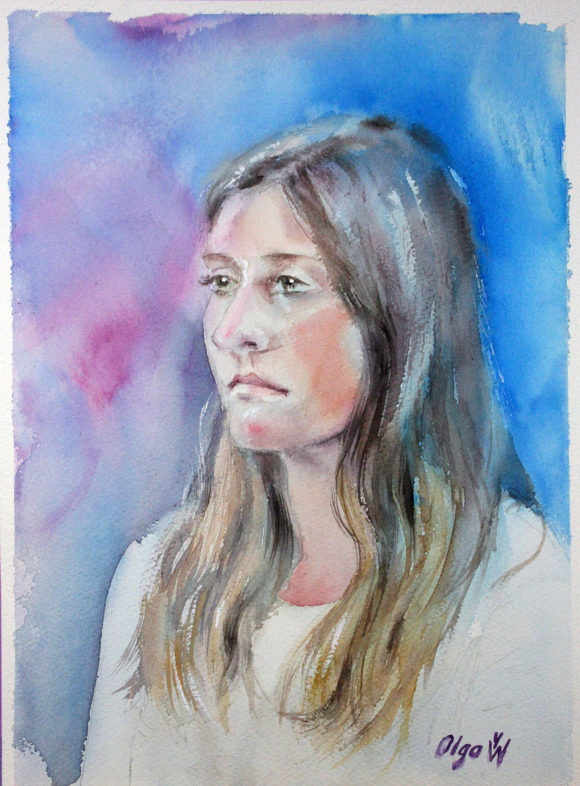 Olga Weinstein - Watercolors