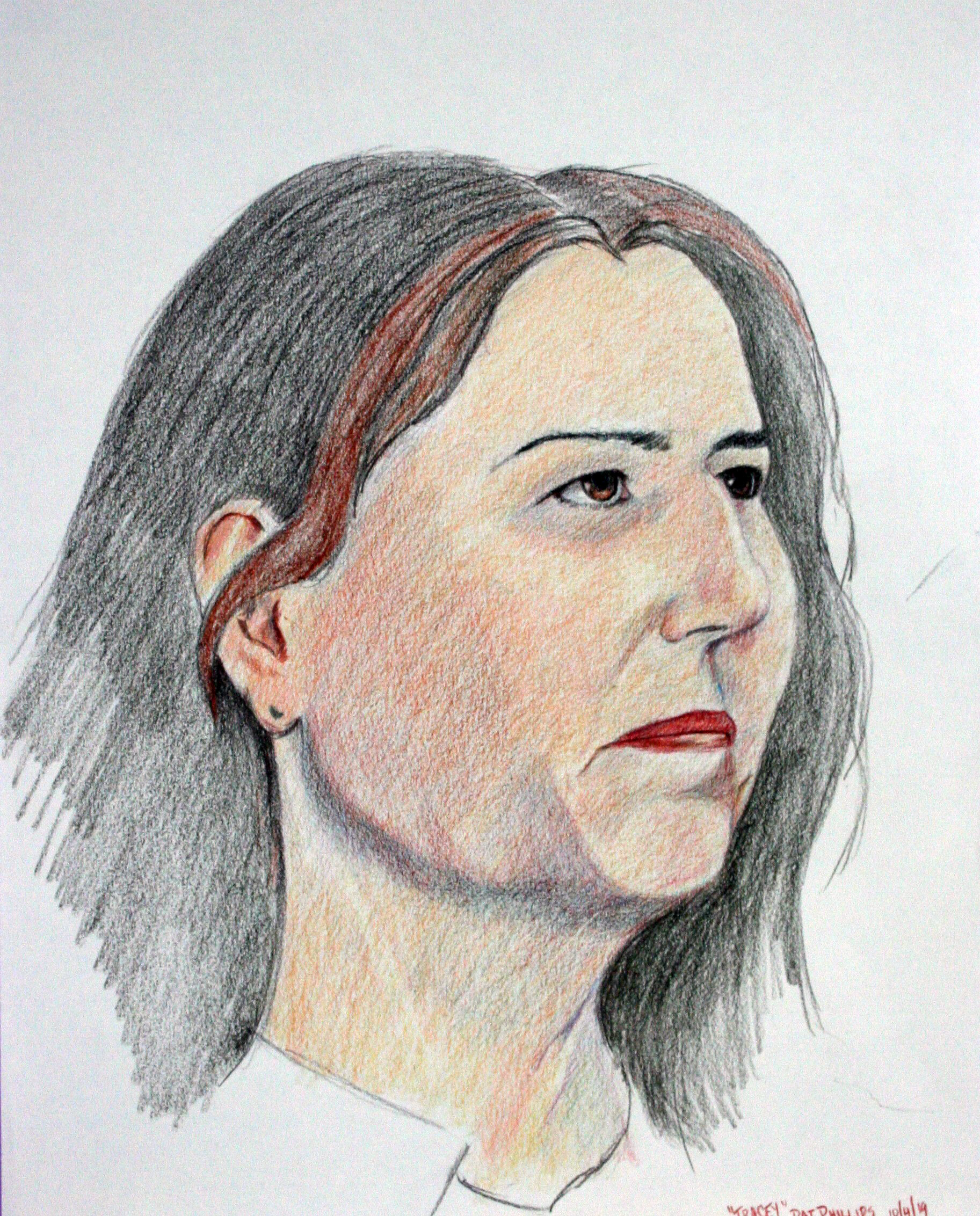 Pat Phillips - Colored pencils