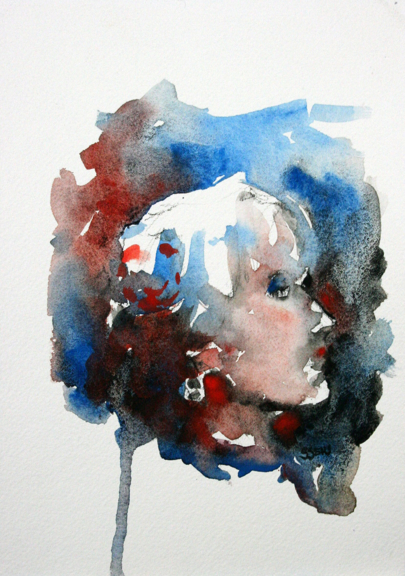 Steve Sens - Watercolors