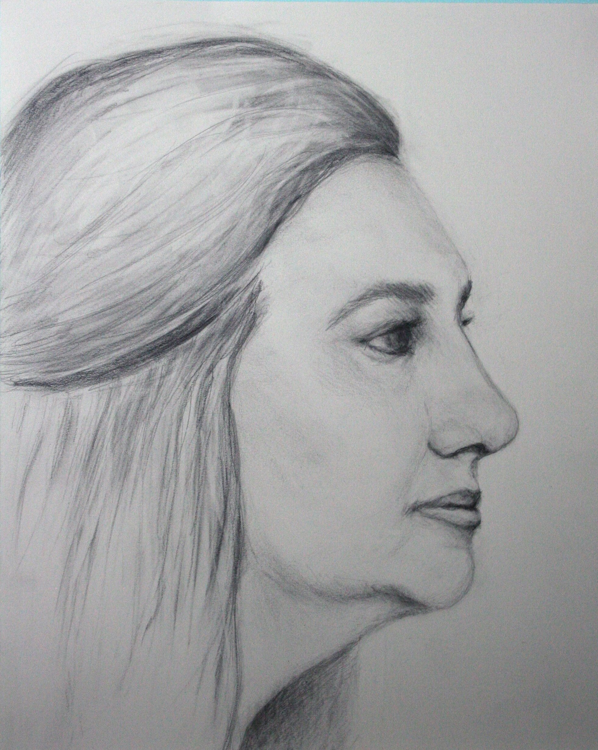Barbara Higgins - Pencil