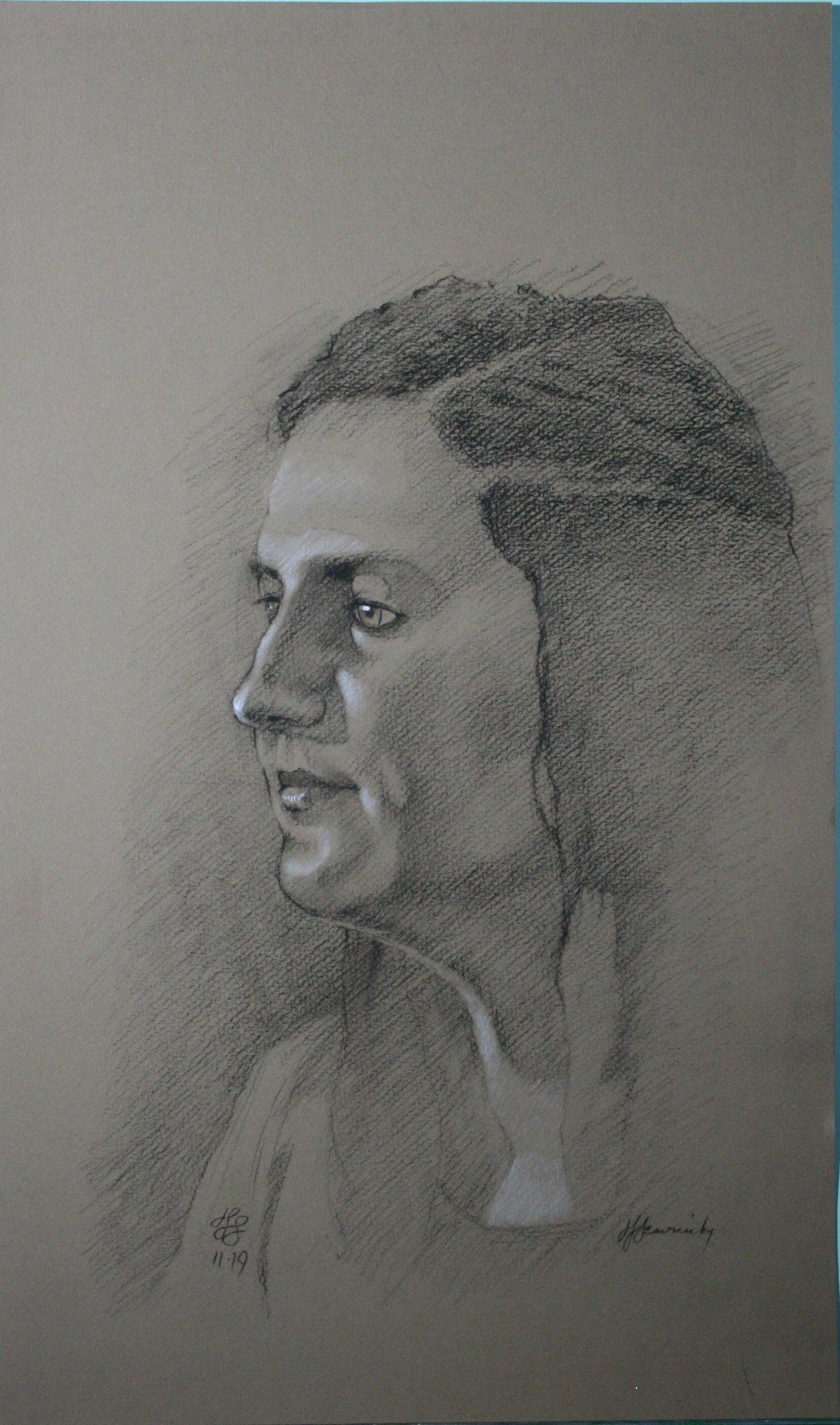 John Scavnicky - Pencils