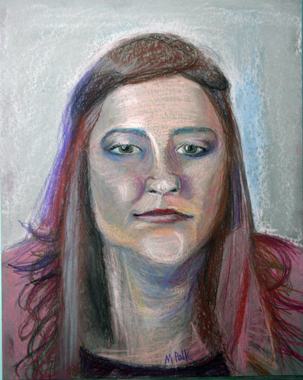 Maria Polk - Pastel pencils