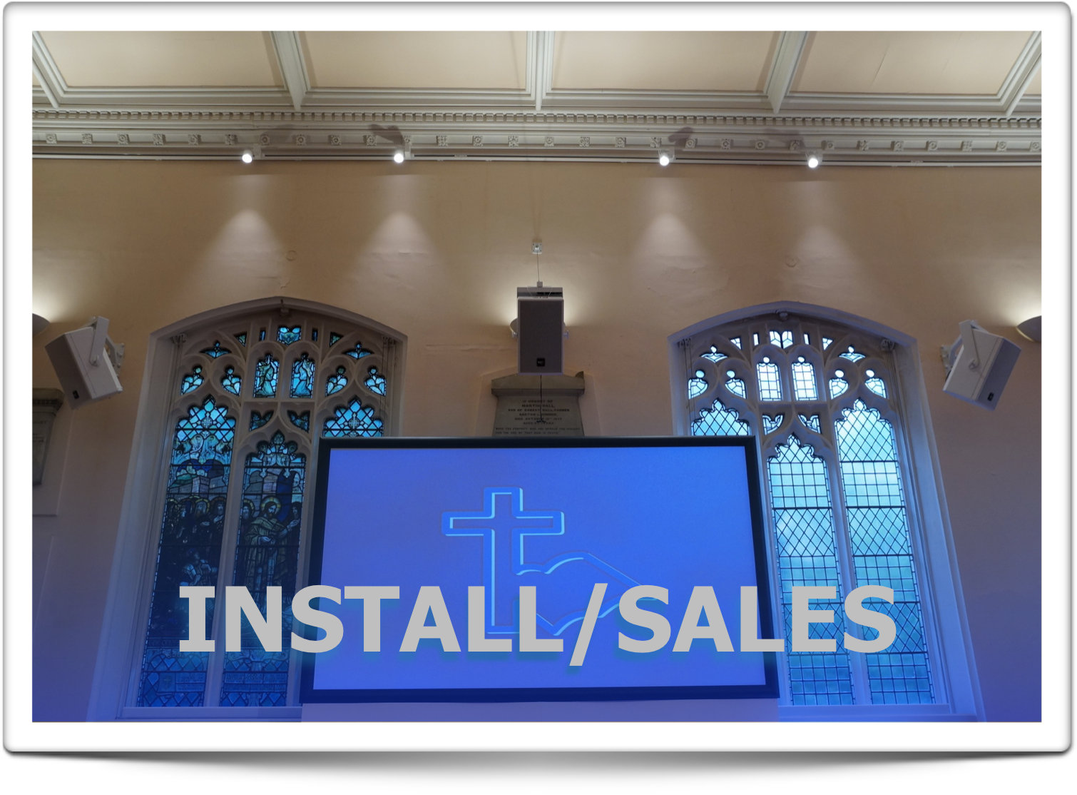 Install/Sales
