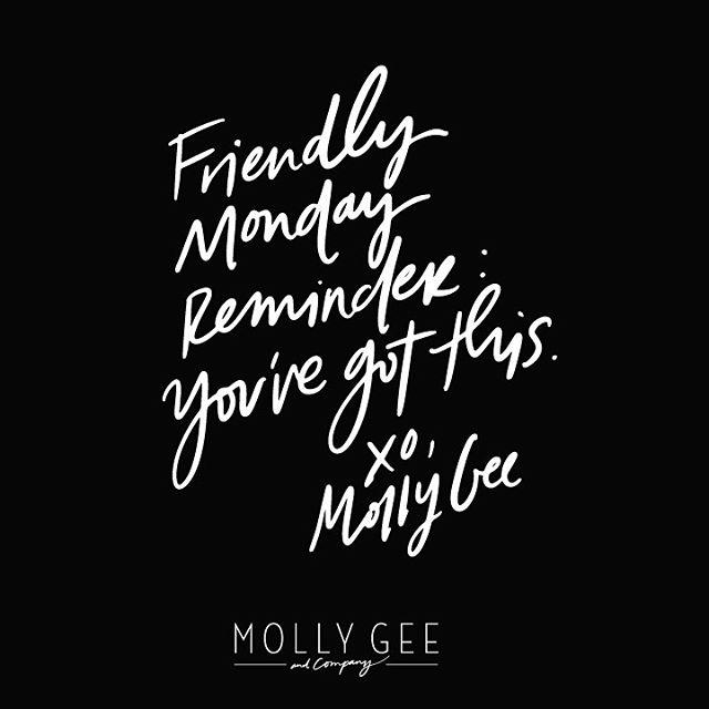 Happy Monday! ☕️