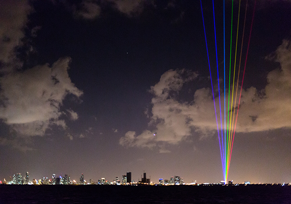 The Ritz-Carlton Residences Miam Beach Global Rainbow