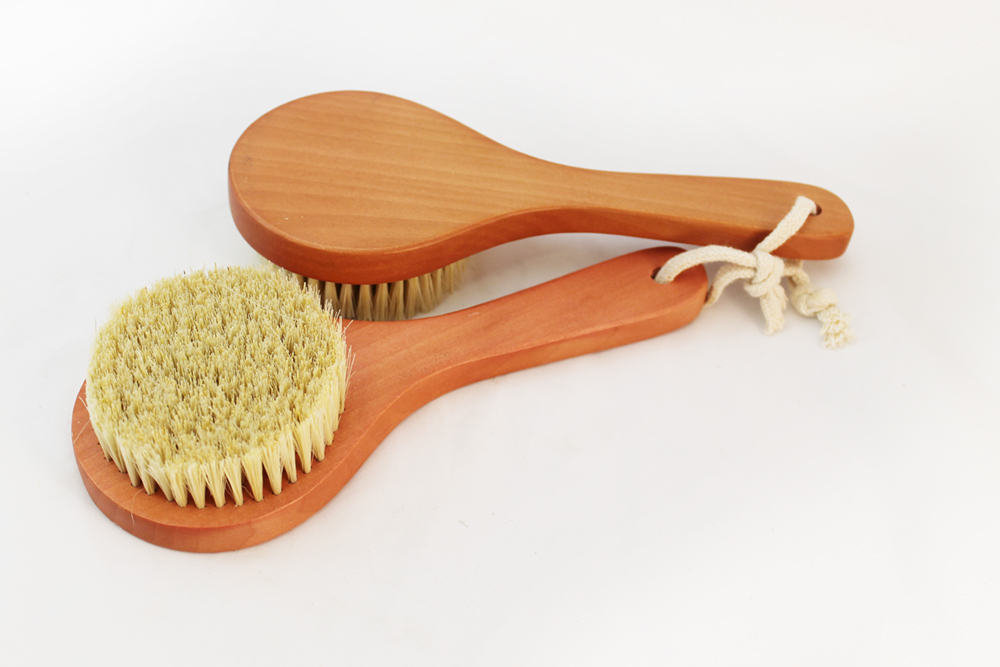 Natural Body Brush - Body Brush & Scrub made of natural material in various style.