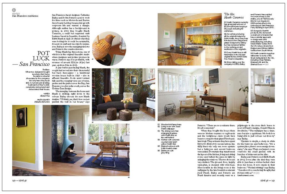 Monocle Magazine, Issue 38, Nov 2010