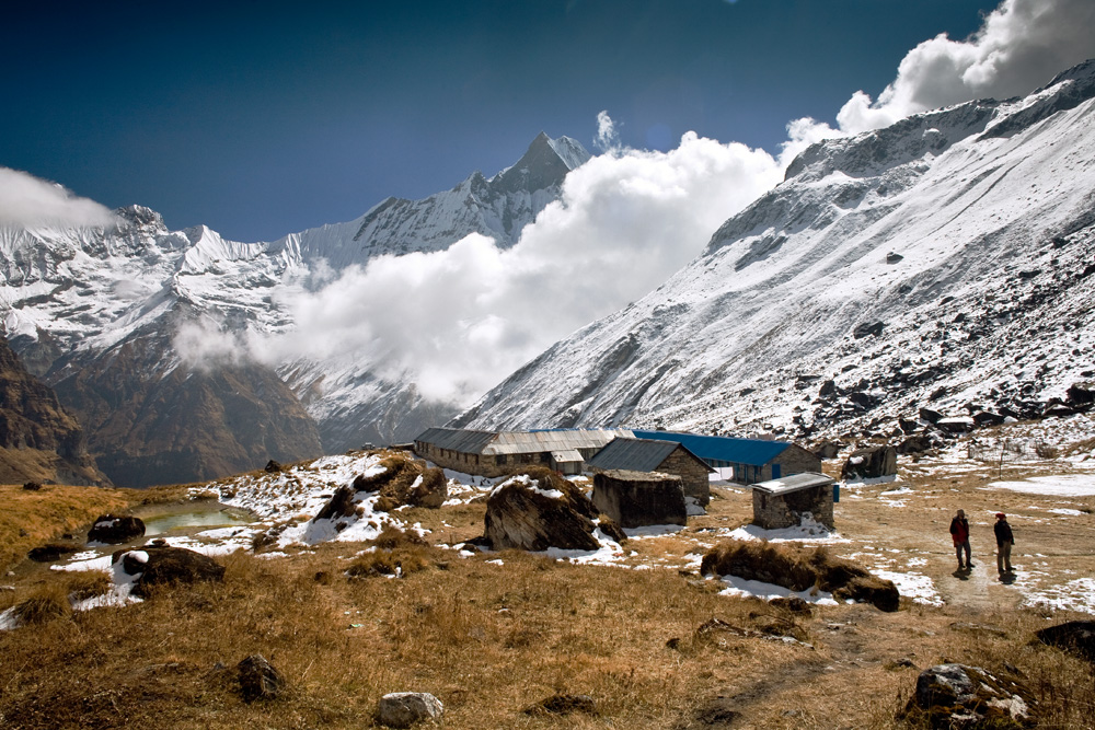 The Annapurna Sanctuary