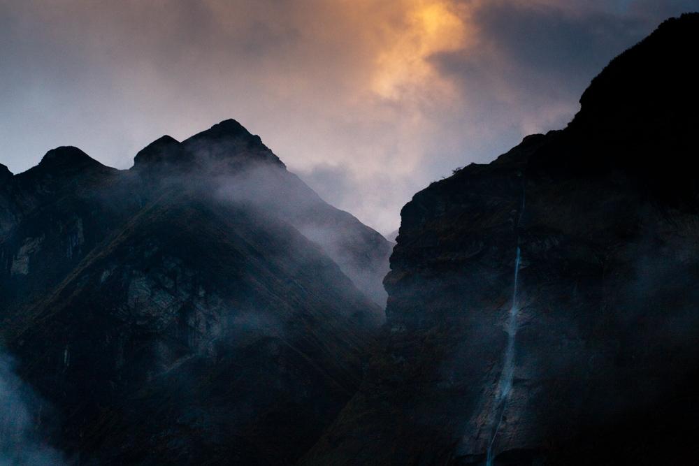Himalayas, Annapurna Sanctuary, Nepal