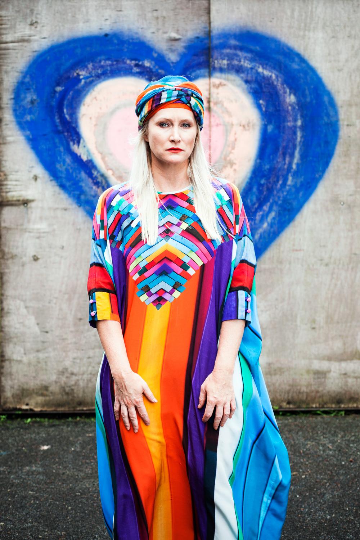 Helen Steele, Irish Fashion Designer & Artist