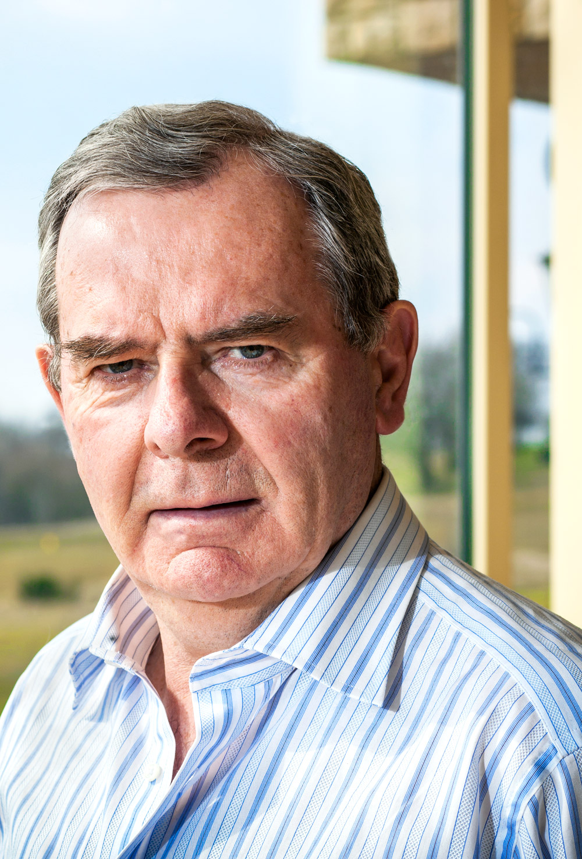 Sean Quinn, Irish business man & entrepreneur.