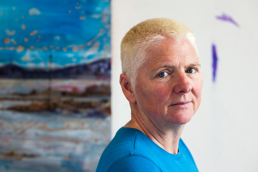 Breda Burns, Artist, Westport, Ireland