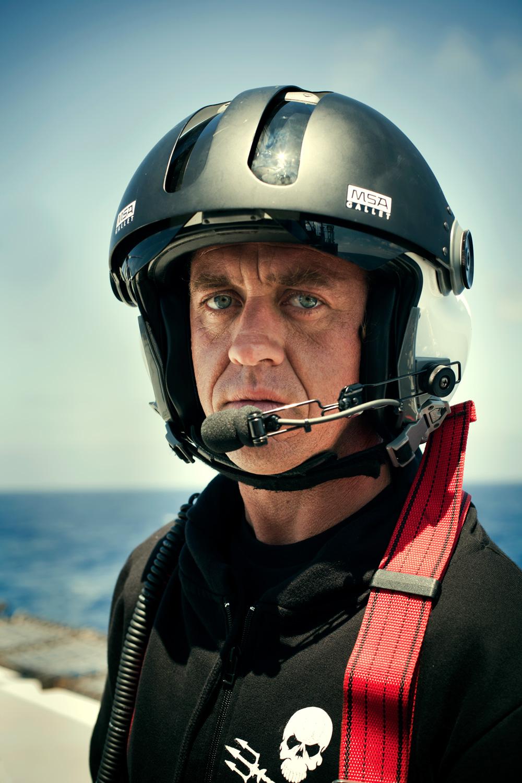 Jamie Holland, Cinematographer, Sea Shepherd Conservation Society.