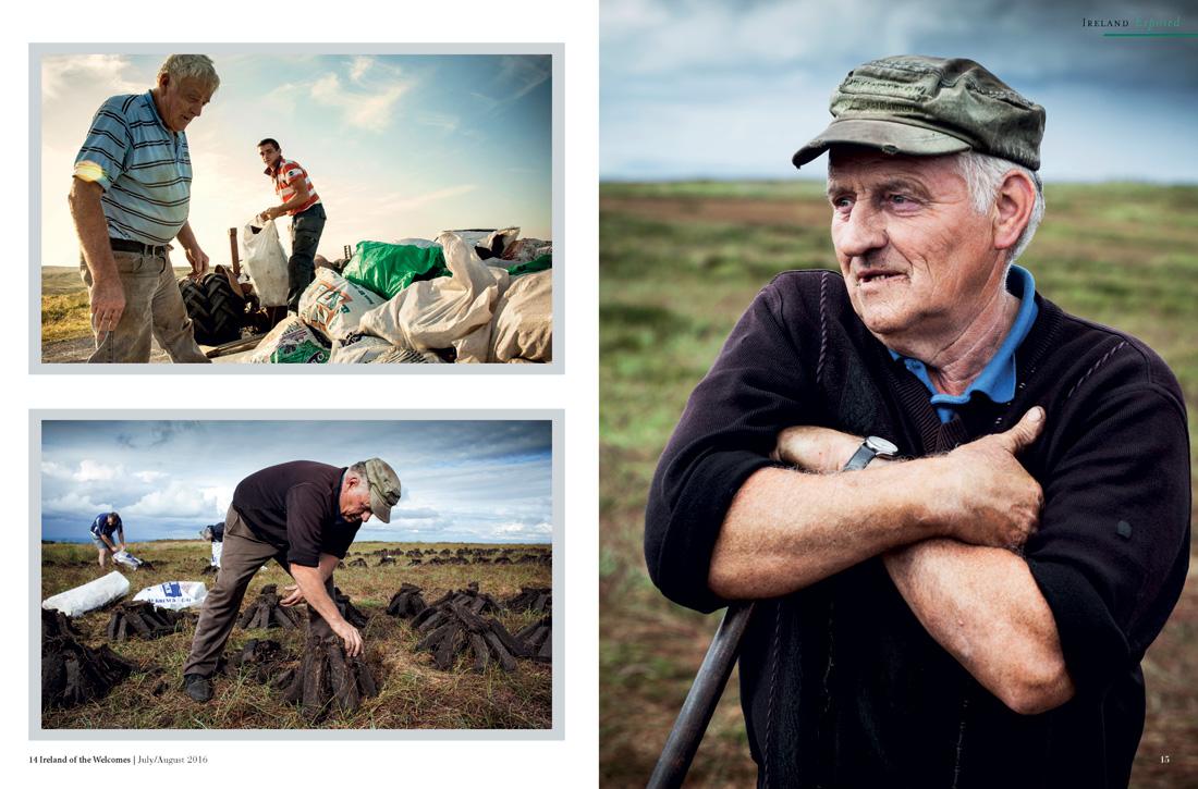 'Ireland of the Welcomes' Magazine July-Aug 2016