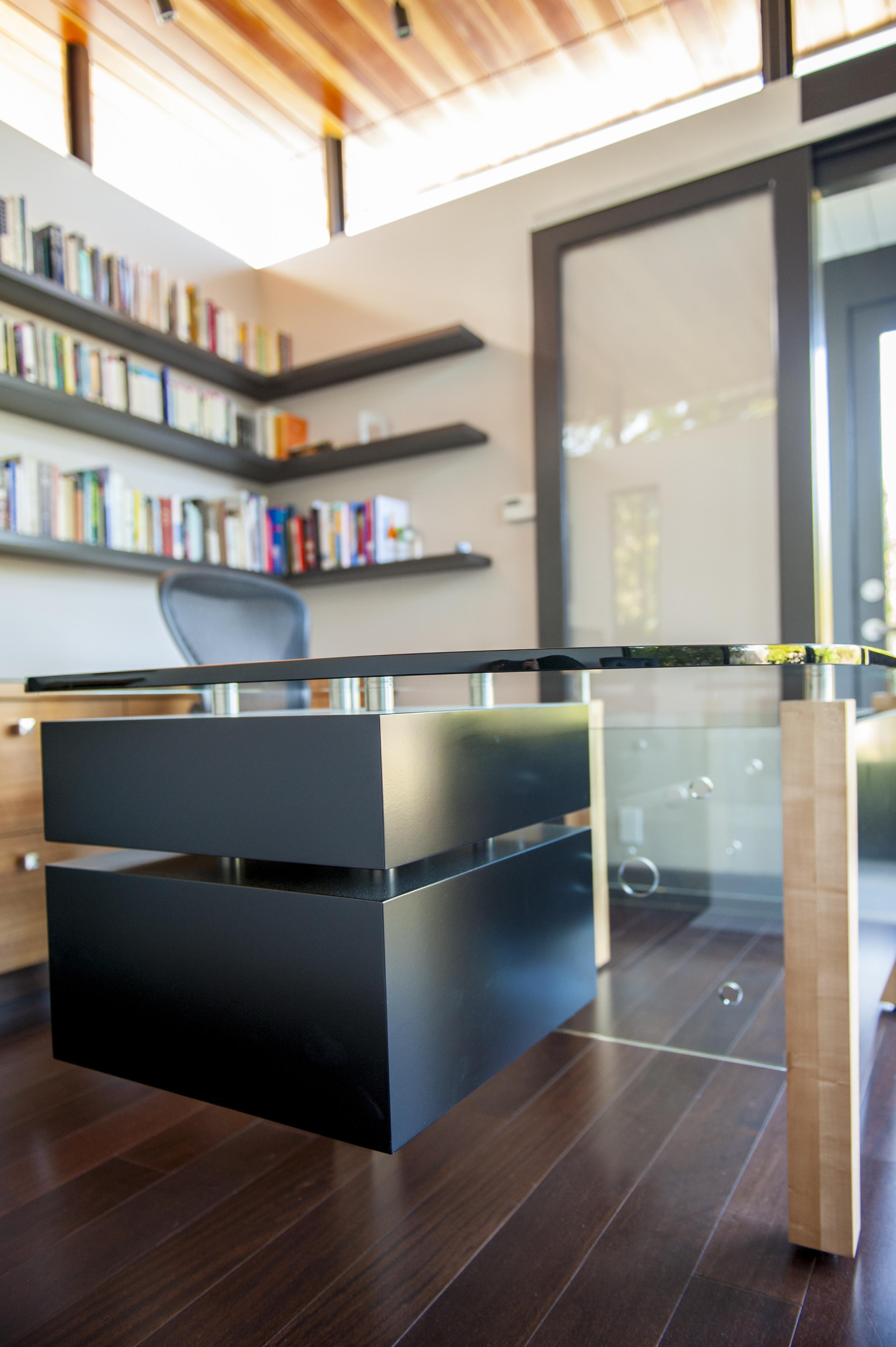 custom office desk design