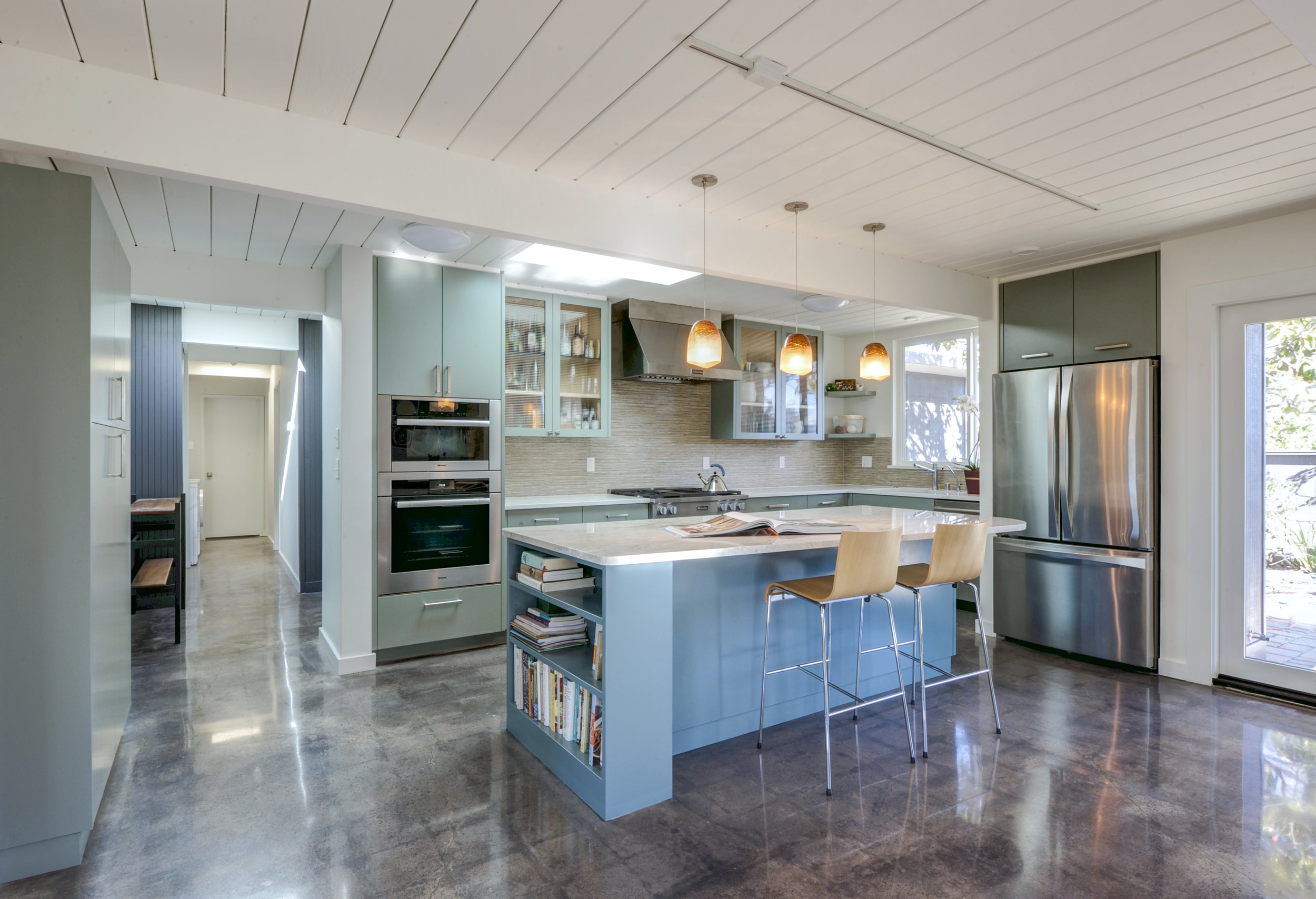 Featured on the  San Mateo Highlands Eichler Home Tour 2017