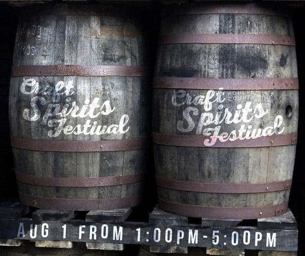 Boulder County Fair Craft Spirits Festival