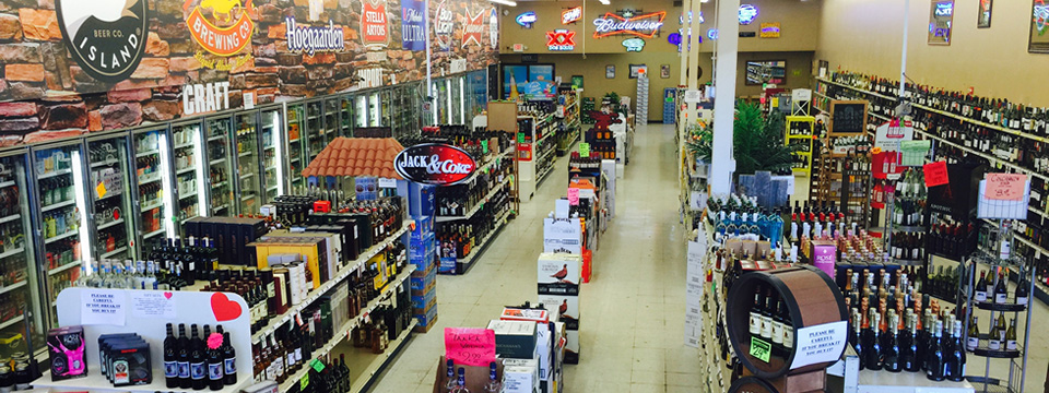 9th Ave Liquor Warehouse