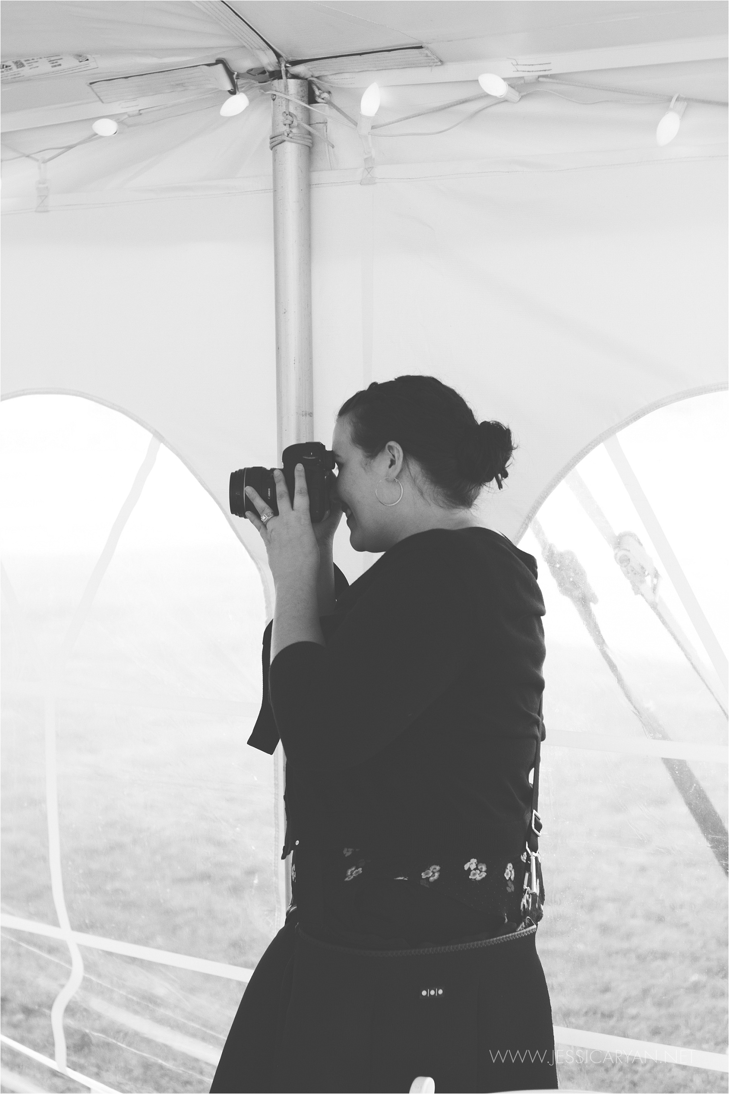 OK, OK, I'll end with one more of me! I love what I do so much - I'm always smiling behind my camera :)