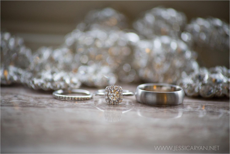 wedding ring photo kentucky science center wedding