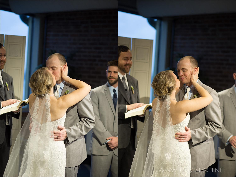 kentucky science center wedding ceremony
