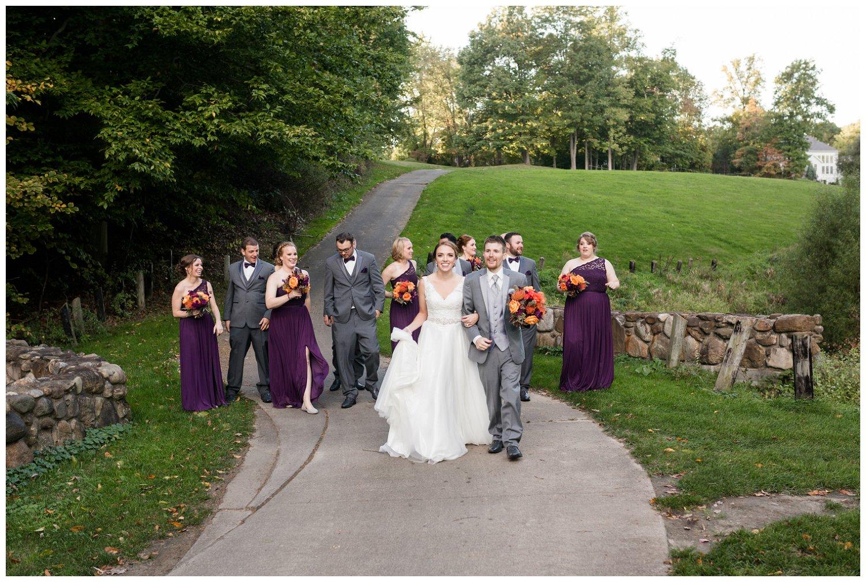 Morgan & Brian Wedding Stow, OH