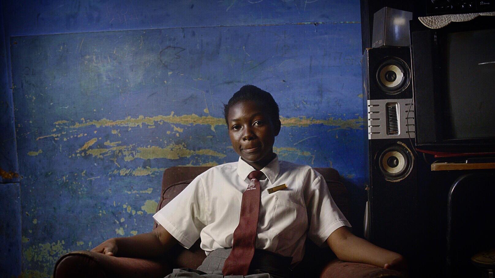 Frame grab of Olwethu