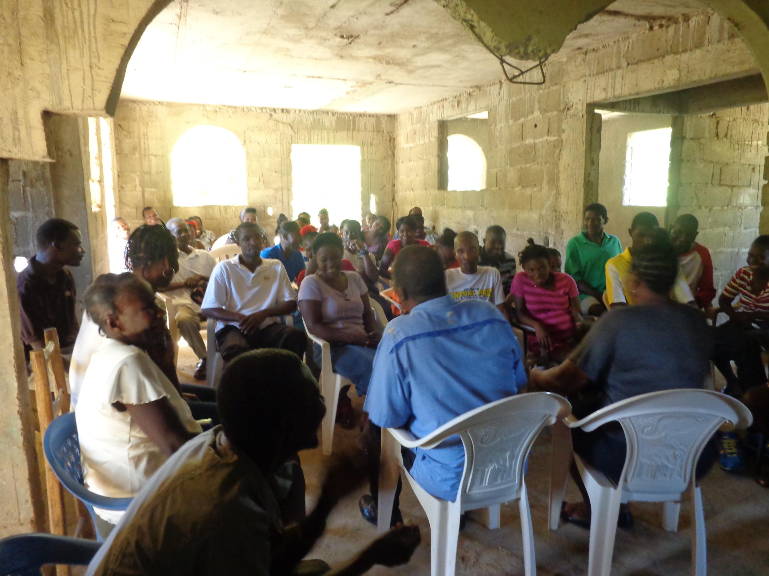 Faithful House Program