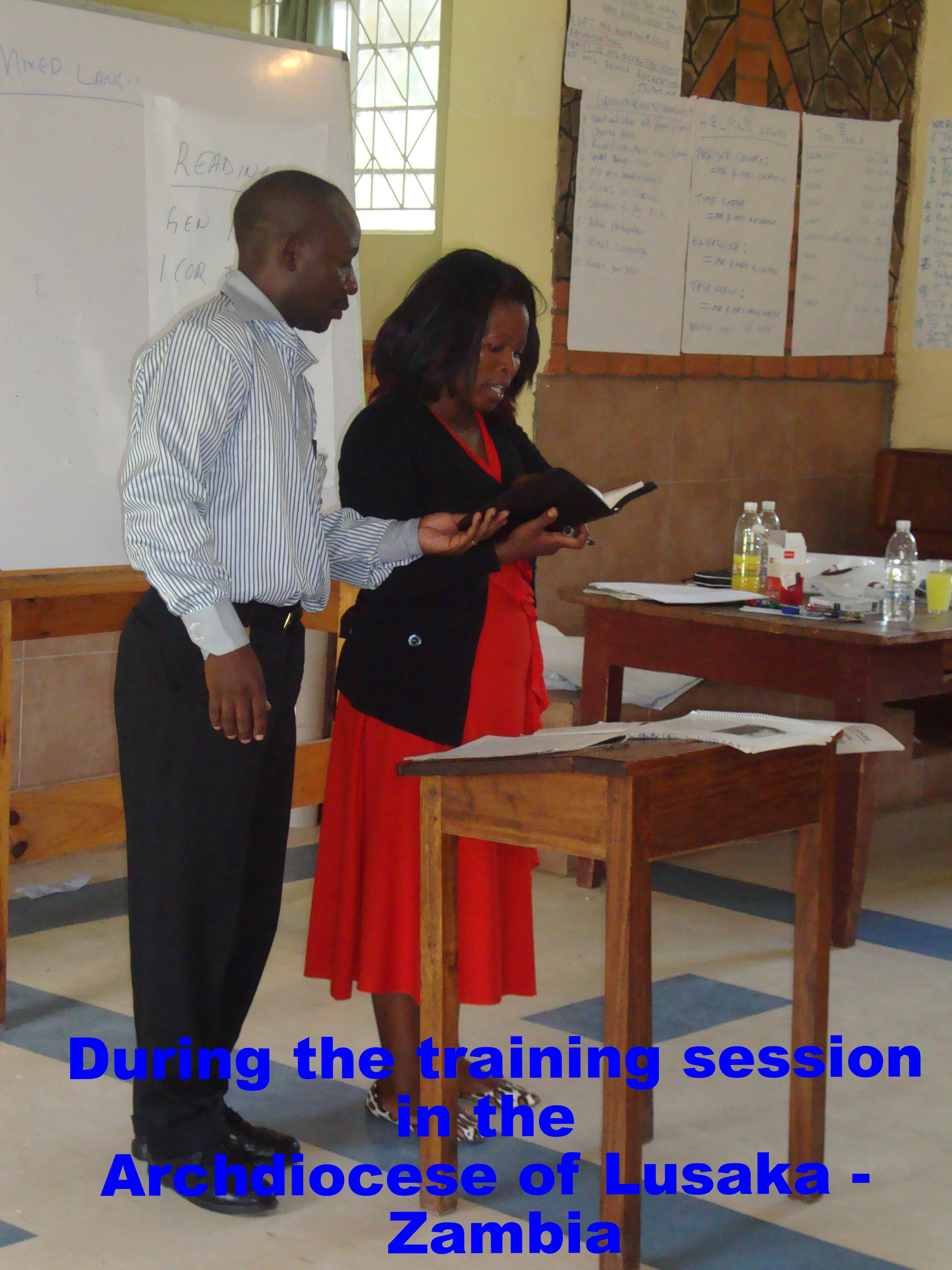 During the training session in the Archdiocese of Lusaka -  Zambia.jpg