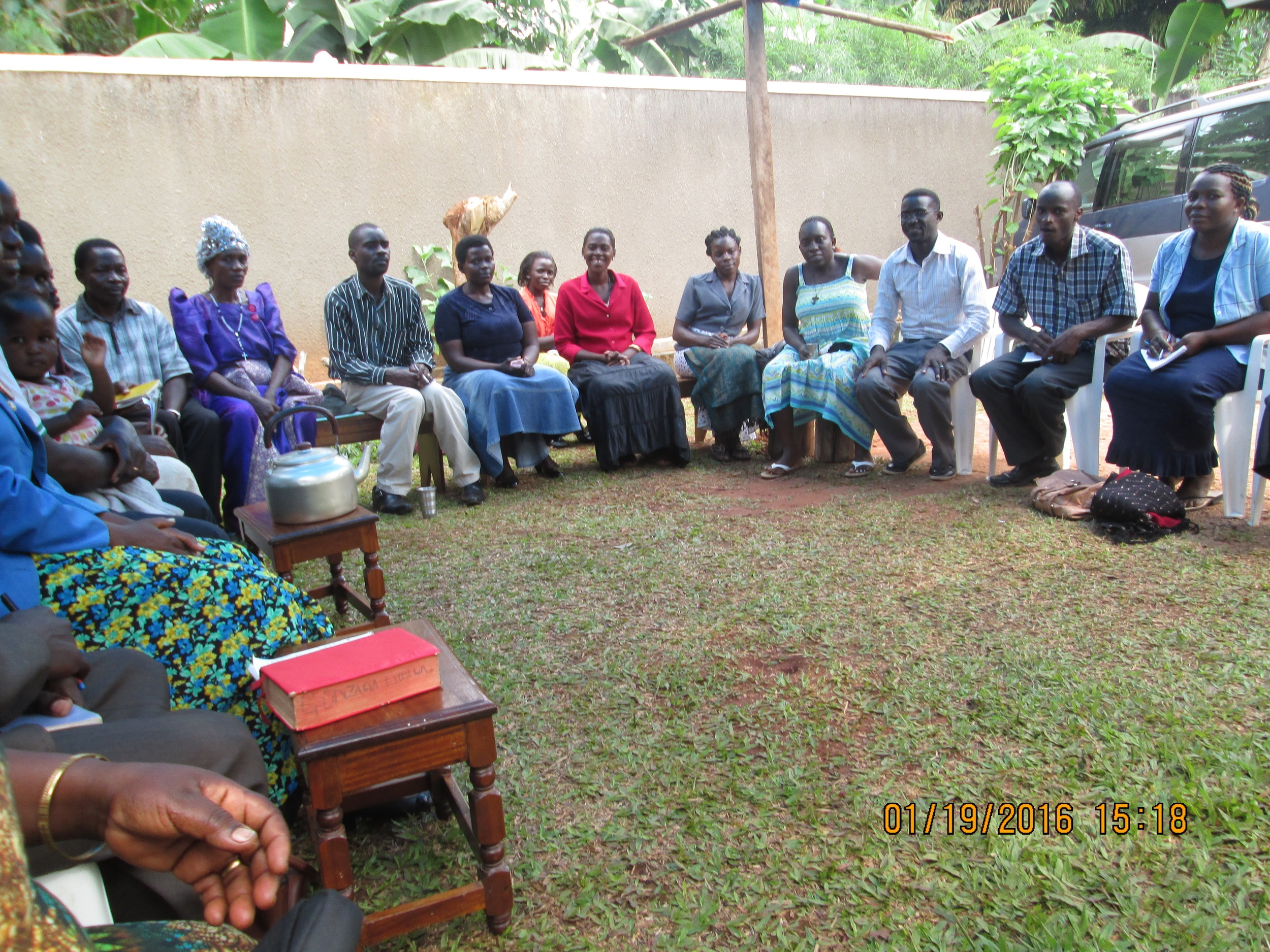 Faithful House Couples in Masaka, Uganda