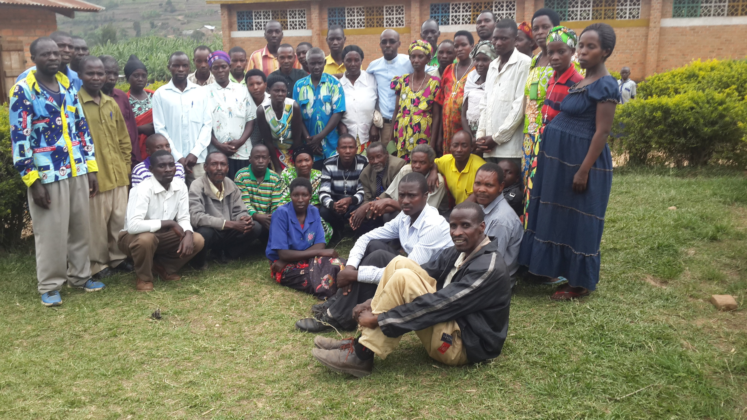 Training Faithful House Teachers - RWANDA