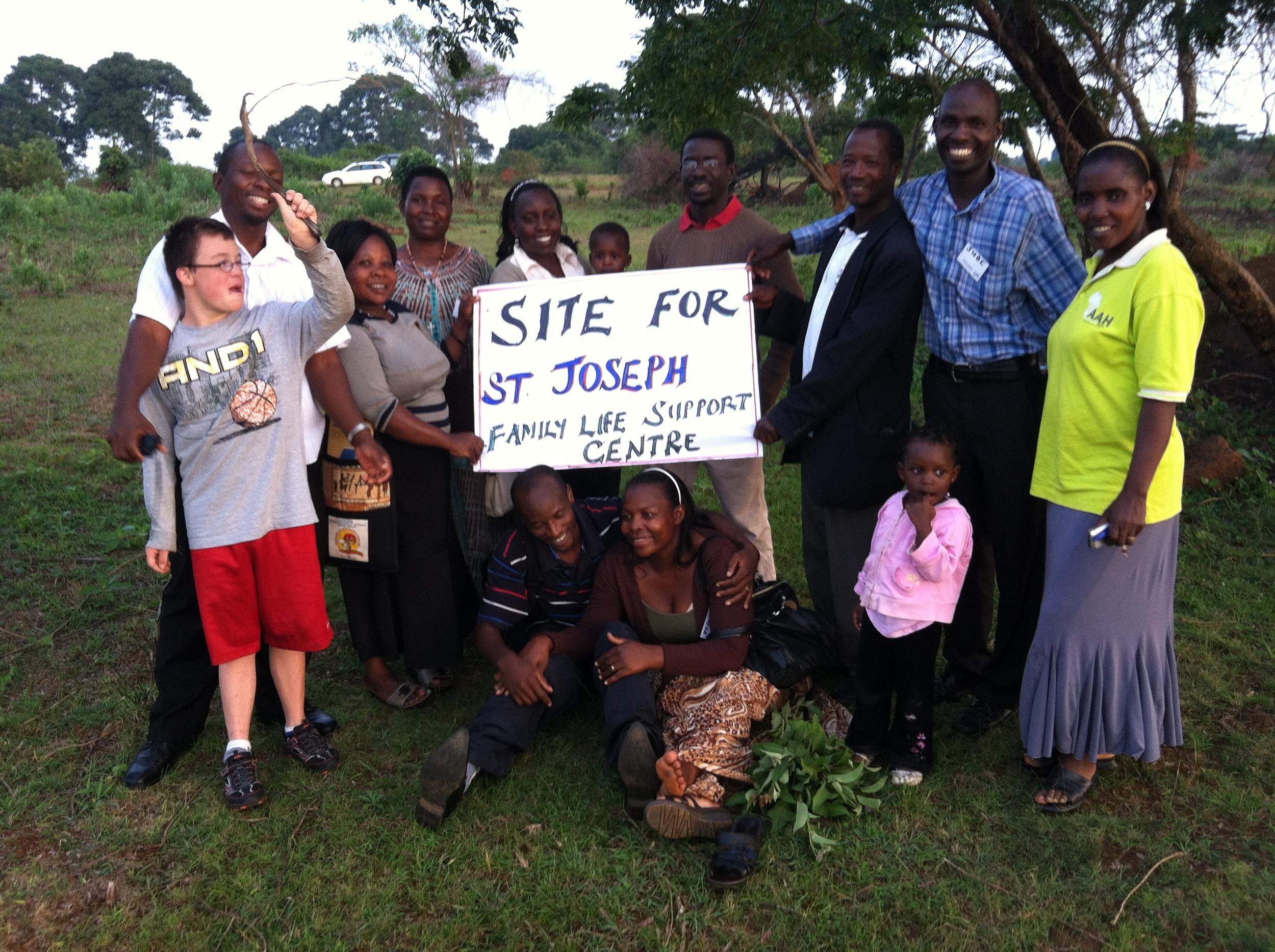 site for faithful house regional training center masaka, uganda  CLICK ON IMAGE AND LEARN MORE.