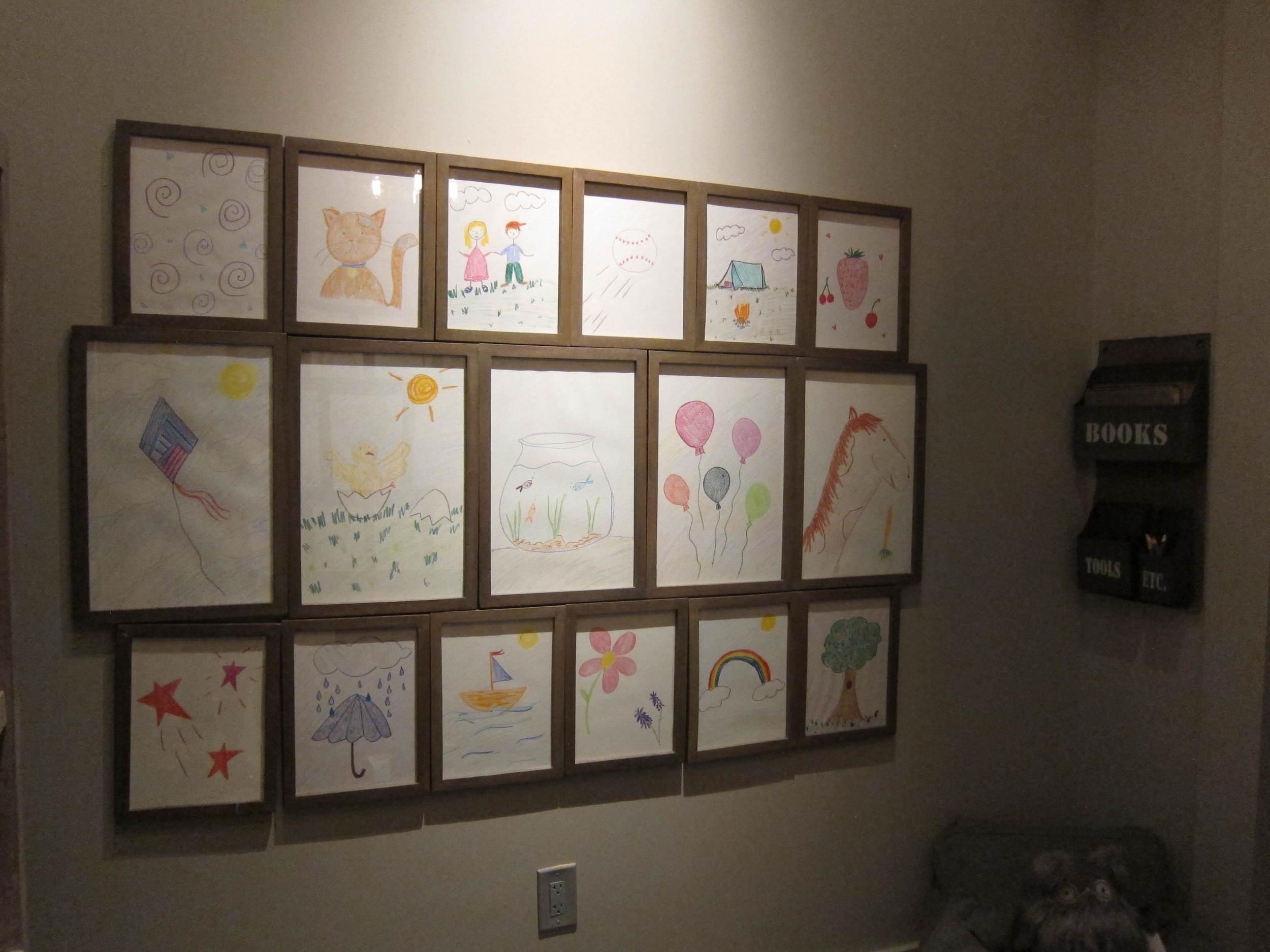 30 Weller Playroom Frames.JPG