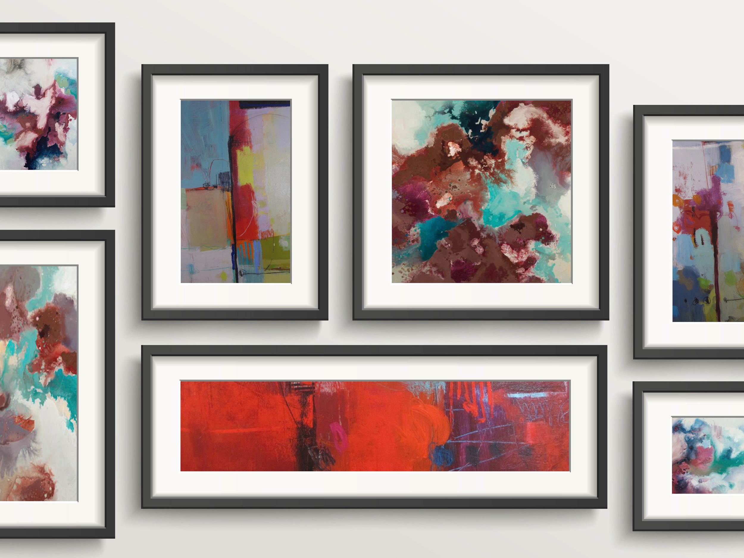 gallery wall red.jpg