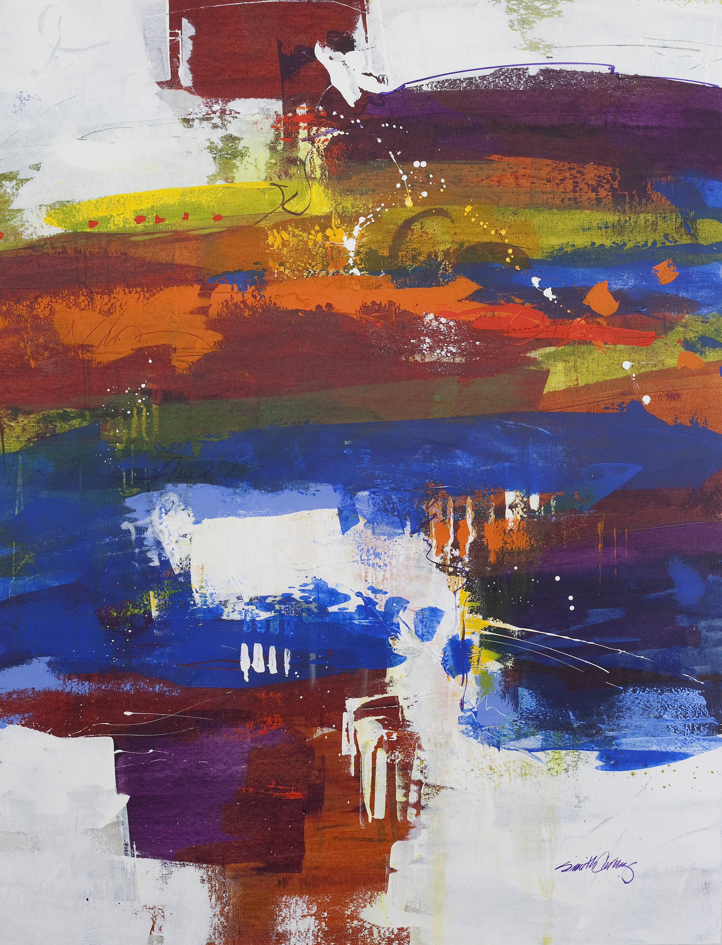 30x50 on canvas