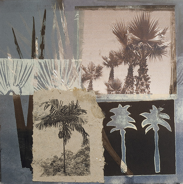13 x 13 original on paper