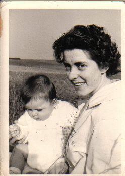 Me and my Maman!