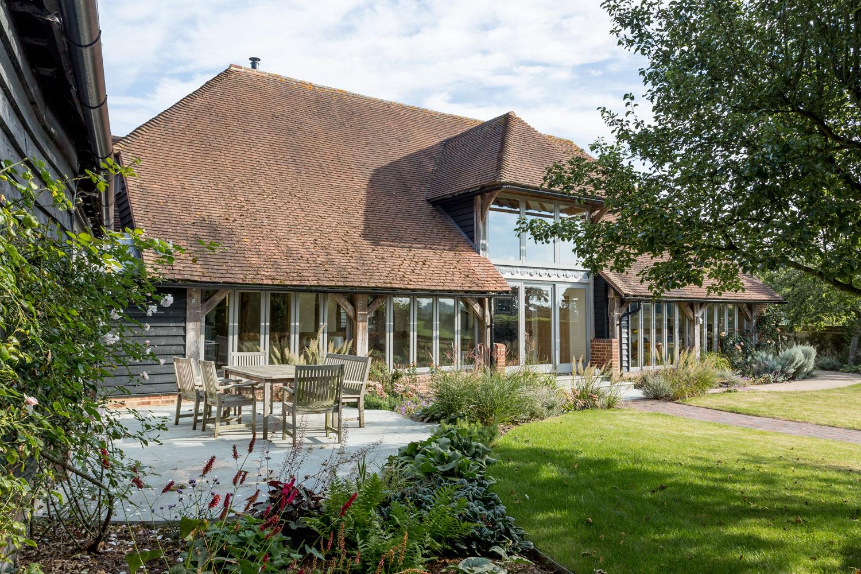 Dux Barn - Refurbishment of Grade II listed barn.