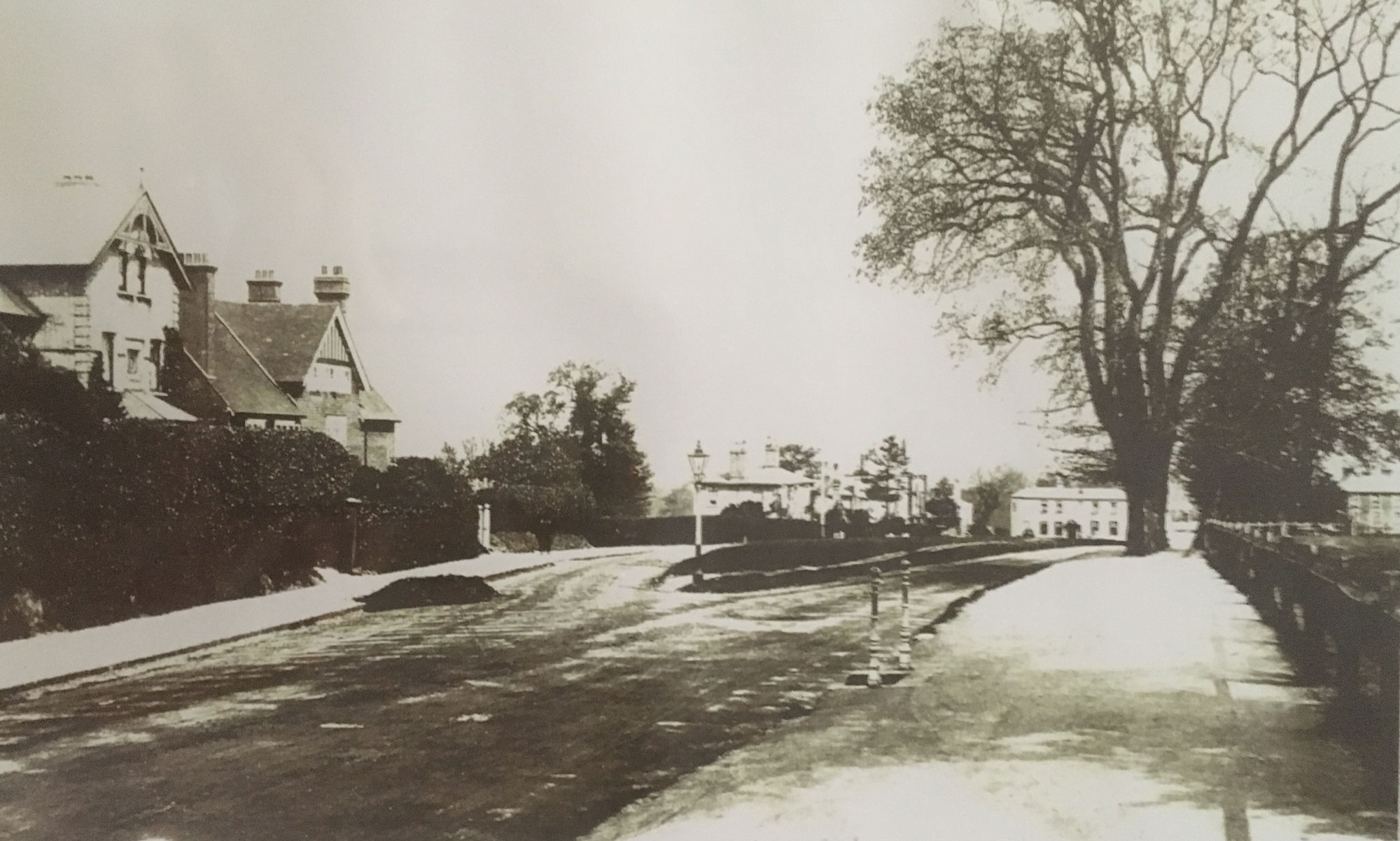 Uplands House in 1900