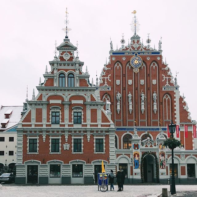 🇱🇻 Riga, Latvia 🇱🇻 #riga #latvia #travel #travelmore #pushkinantiquesontour #europe #tripeportugues #p3top