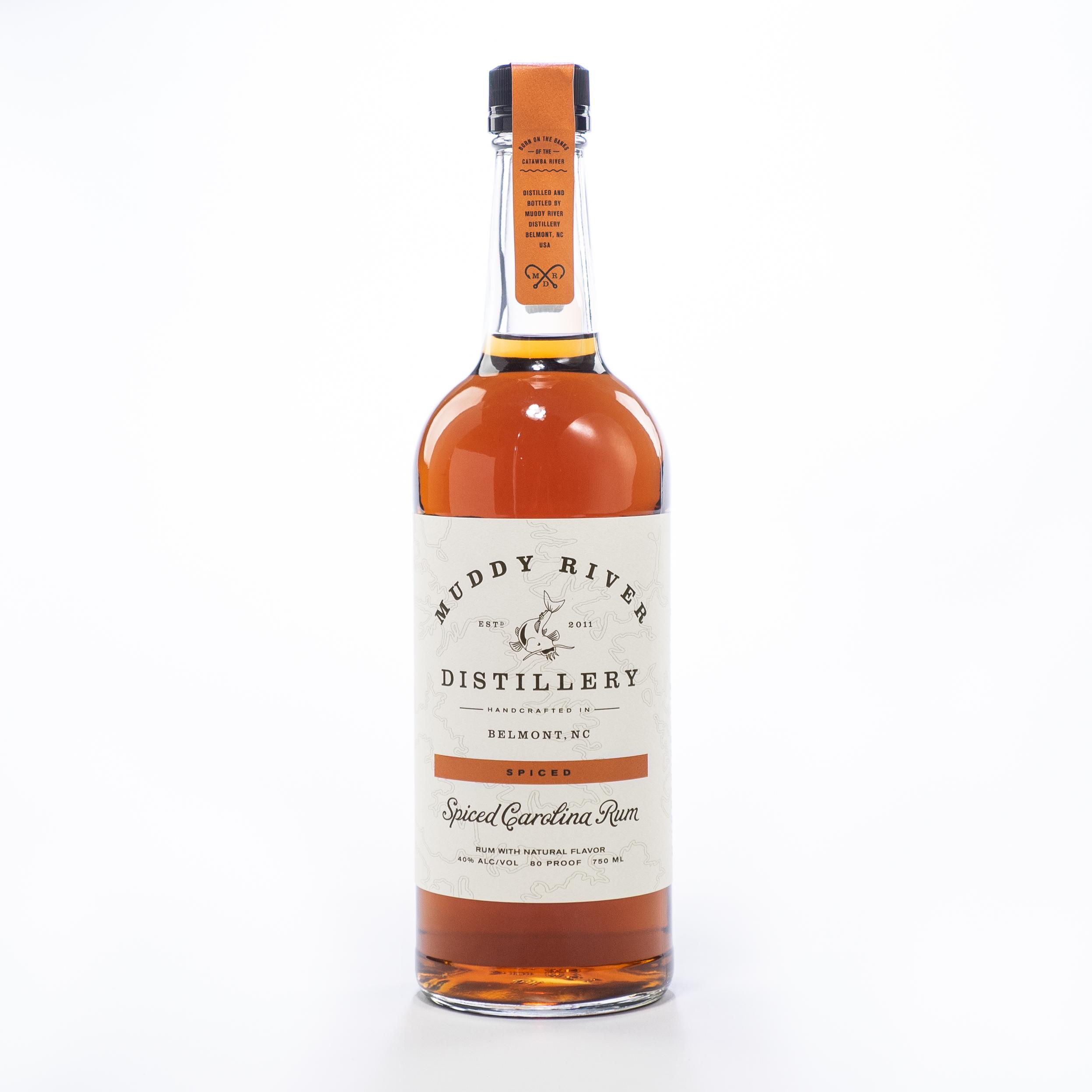 Muddy River Spiced Carolina Rum