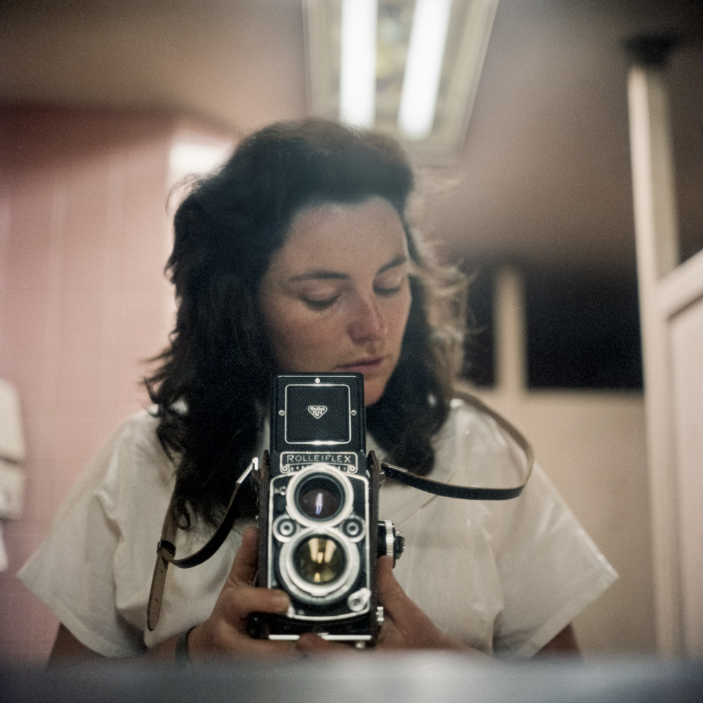 Self-portrait, 1985