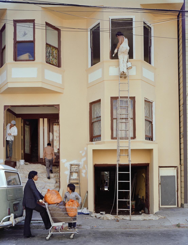 Eviction, 158-160 Langton Street