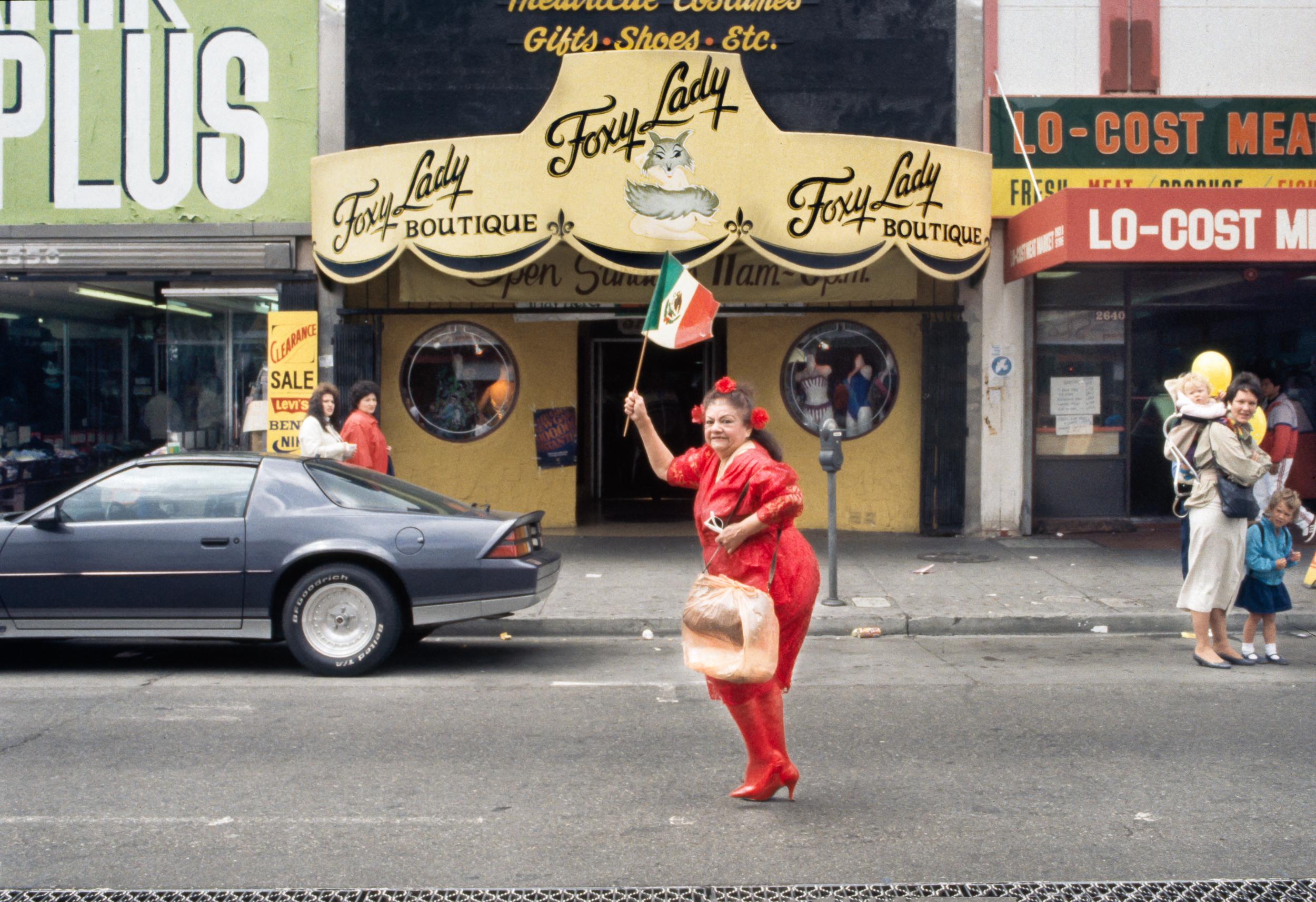 Janet Delaney_Public Matters_Foxy Lady, 1983.jpg