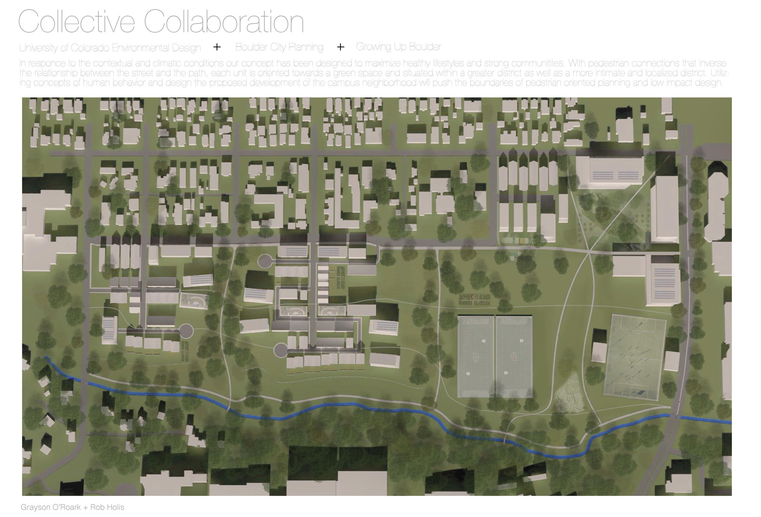 Green Apartments Master Plan