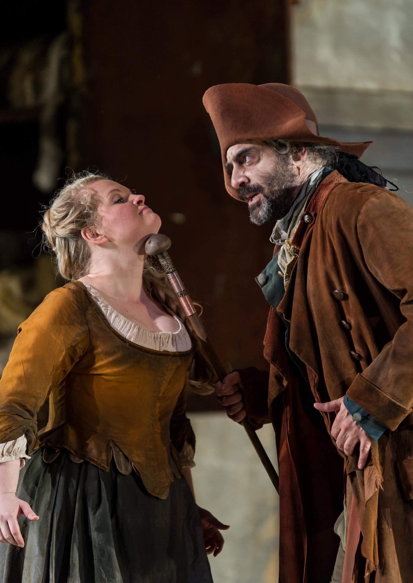 Cenerentola at Glyndebourne c. Clive Barda 2012