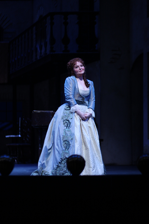 Elizabeth DeShong as Rosina in The Barber of Seviile with Arizona Opera, 2010