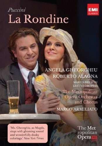 Puccini:  La Rondine  from The Metropolitan Opera   Live 2008 (released 2010)