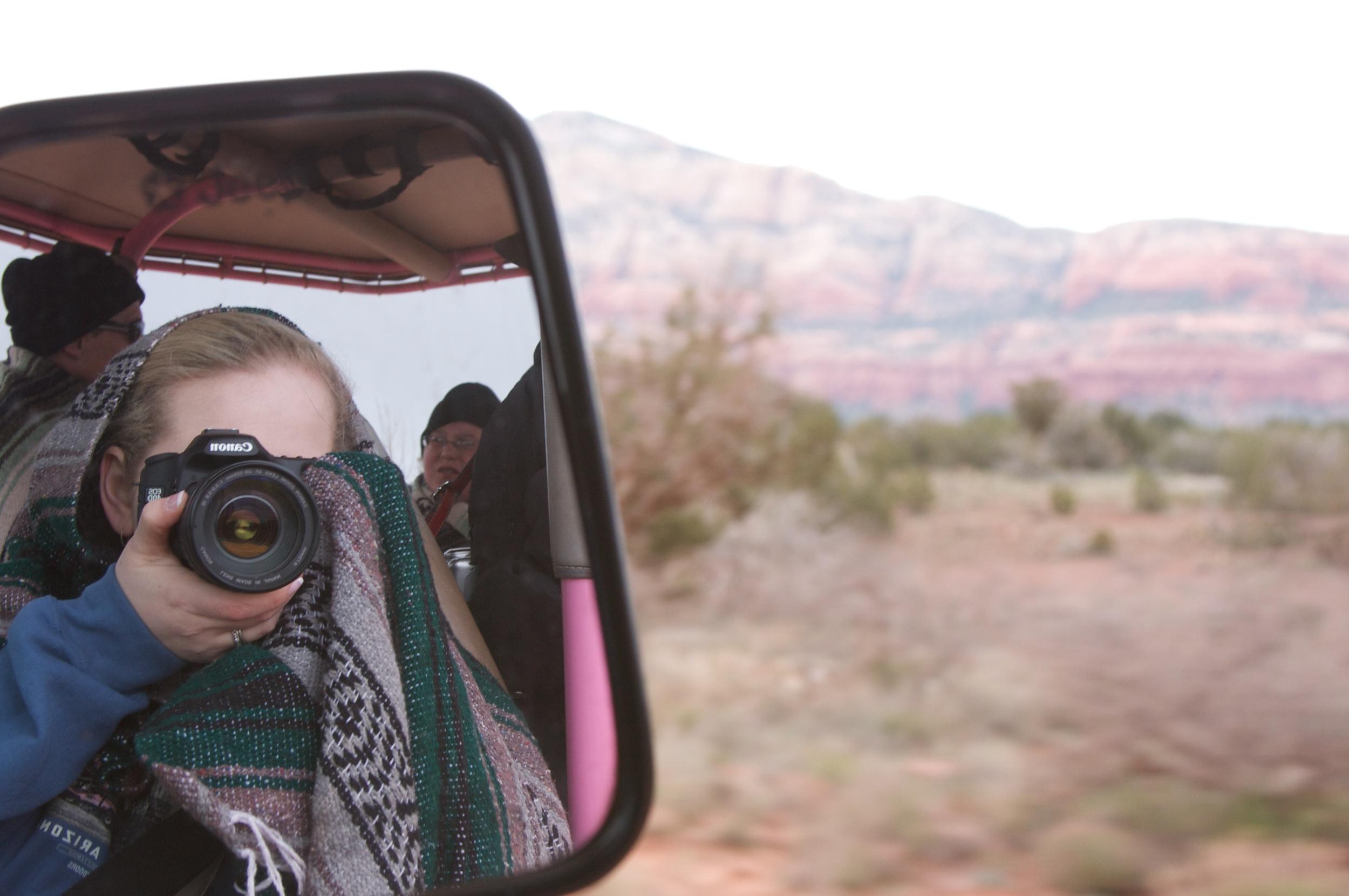 Sightseeing in Sedona, AZ