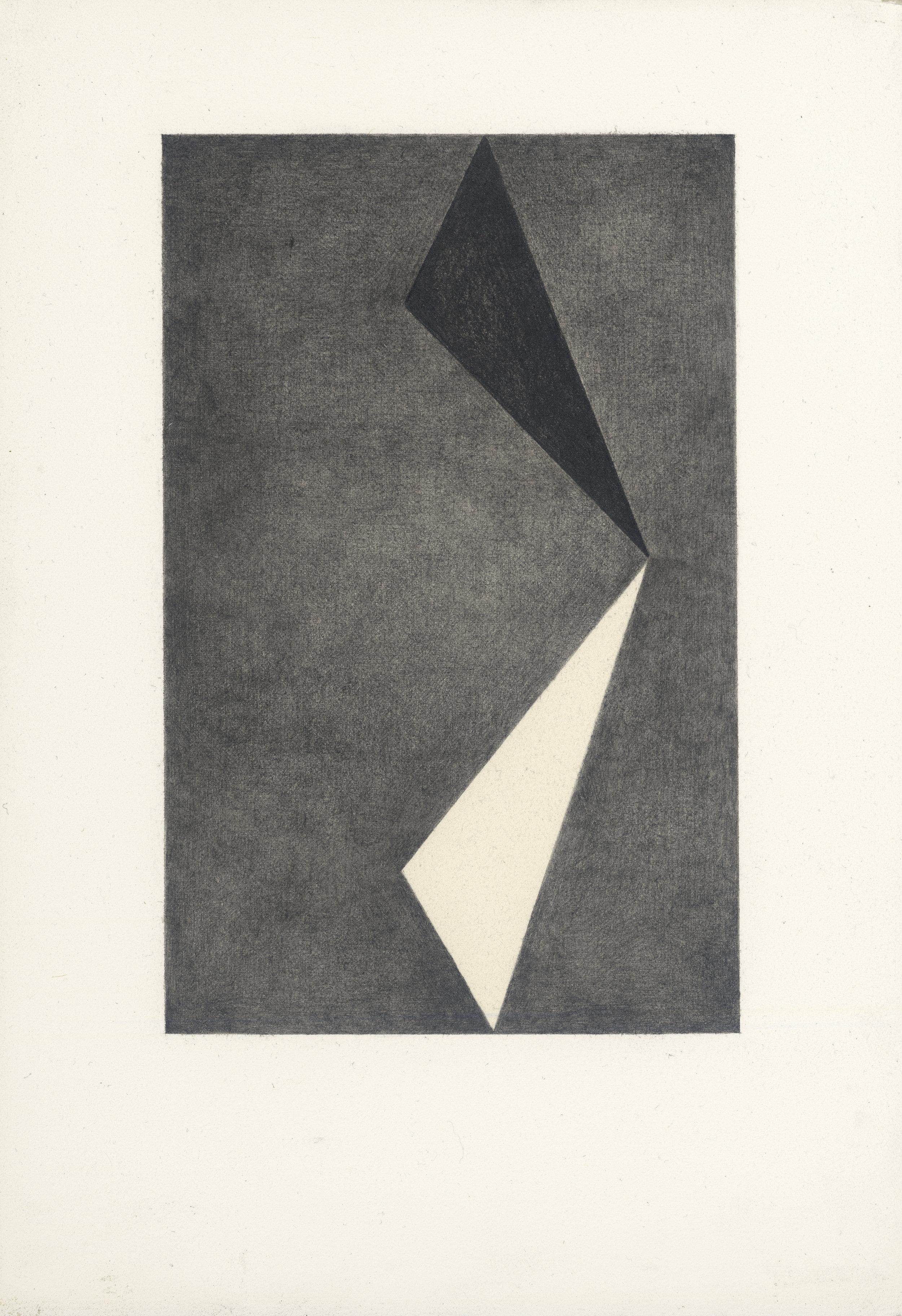 Black Geometry, Symmetry 2 (2016)